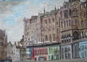 tableau villes edimbourg ecosse victoria : Edimbourg