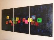 tableau : Big Colours Squares