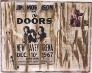 """mixte autres doors jimmorrison contemporain affiche : Spirit Of Wall  """"The Doors & Jim Morrison"""""""