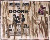 "Spirit Of Wall  ""The Doors & Jim Morrison"""