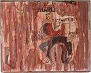"mixte autres barakobama affiche contemporain siporex : Spirit Of Wall  ""Barak Obama"""