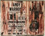 """mixte autres andywarhol velvetunderground contemporains siporex : Spirit Of Wall  """"Andy Warhol's Velvet Underground"""""""
