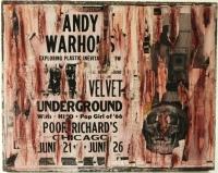 """Spirit Of Wall  """"Andy Warhol's Velvet Underground"""""""