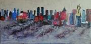 tableau villes etats unis manhattan new york : Manhattan