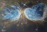 """tableau autres espace nebuleuse cygne univers : """"Nébuleuse du cygne"""""""