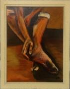 tableau pied danse : Pied de danse