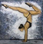tableau nus danse : Danse extrême
