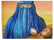 tableau autres femmes niqab sein vie : Le sein