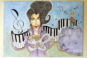 dessin personnages prince : Sur quelques notes