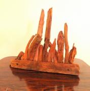 sculpture paysages brise lame mer plage dune : BRISE LAME