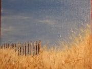 tableau paysages dune plage mer noirmoutier : DUNE 3