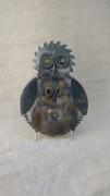 sculpture animaux sculpture chouette animaux outil : Chouettes
