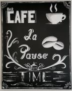 tableau autres bar cafe cuisine vintage : Kitchen