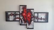 tableau abstrait : ouverture 2