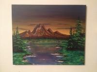paysage calme 3