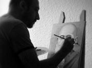 site artiste atelier - Didier Ruiz
