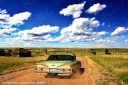 photo scene de genre impala 1960 chevrolet charbonneau chevy 60 : Chevrolet Impala 1960