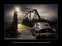 Route 66 ! Old Rock Creek Bridge