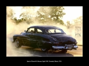 photo scene de genre route 66 illinois mercury vintage : Spirit of 66