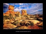 photo paysages canyonlands the needles utah usa : The Needles, Canyonlands National Park