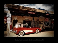 Route 66, Hackberry Trading Post