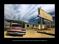 Route 66, Essex Cafe & Gas Station