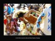 photo scene de genre powwow indiens amerique danse : Le Pow-Wow au coeur de la culture des Nations Premières d'A