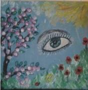 mixte fleurs : vision d'été