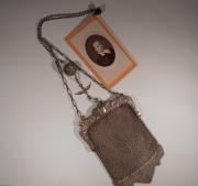 """autres autres vintage sac de bal bookmark marque page : Marque-page """"tu es la plus belle pour aller au bal"""""""