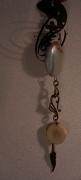 """bijoux abstrait pierre fine pendentif horlogerie steampunk : """"Le petit journal"""" steampunk"""