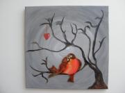 tableau animaux amour mariage moinea : Amour quand tu nous tiens