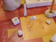 sculpture abstrait pierres sculptees petite taille petit prix : Petits cadeaux