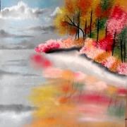 tableau paysages : Immersion