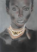 tableau personnages : Black Woman