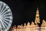 photo architecture fete lumieres art couleurs : Le théâtre du Merveilleux