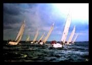 mixte marine bateaux bretagne voile : Marine de Lo