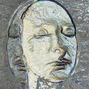 art numerique personnages tete portrait : Têtes grises