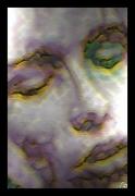 mixte personnages portrait femme : Prosopographie d'une inconnue