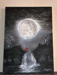 L'inconnue en rouge 8