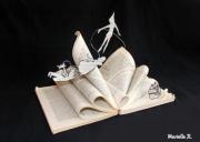sculpture personnages peterpan peter pan livre : Peter Pan