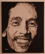 tableau personnages : Bob Marley