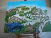 tableau paysages : chine