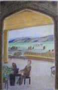 tableau scene de genre : Symphonie pastorale