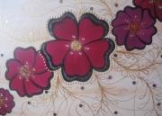 tableau fleurs : Fleurs