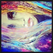 tableau : Rasta Rainbow