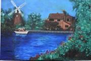 tableau paysages paysage marine peinture tableau ,a l huile joky kamo : tableau peinture marine