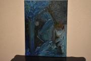 tableau abstrait peinture abstrait peinture tableau ,a l huile joky kamo : tableau peinture abstrait