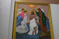 tableau peinture saint jean baptiste