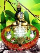 autres : Orgonite plateau bouddha