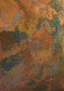 tableau abstrait : Damas